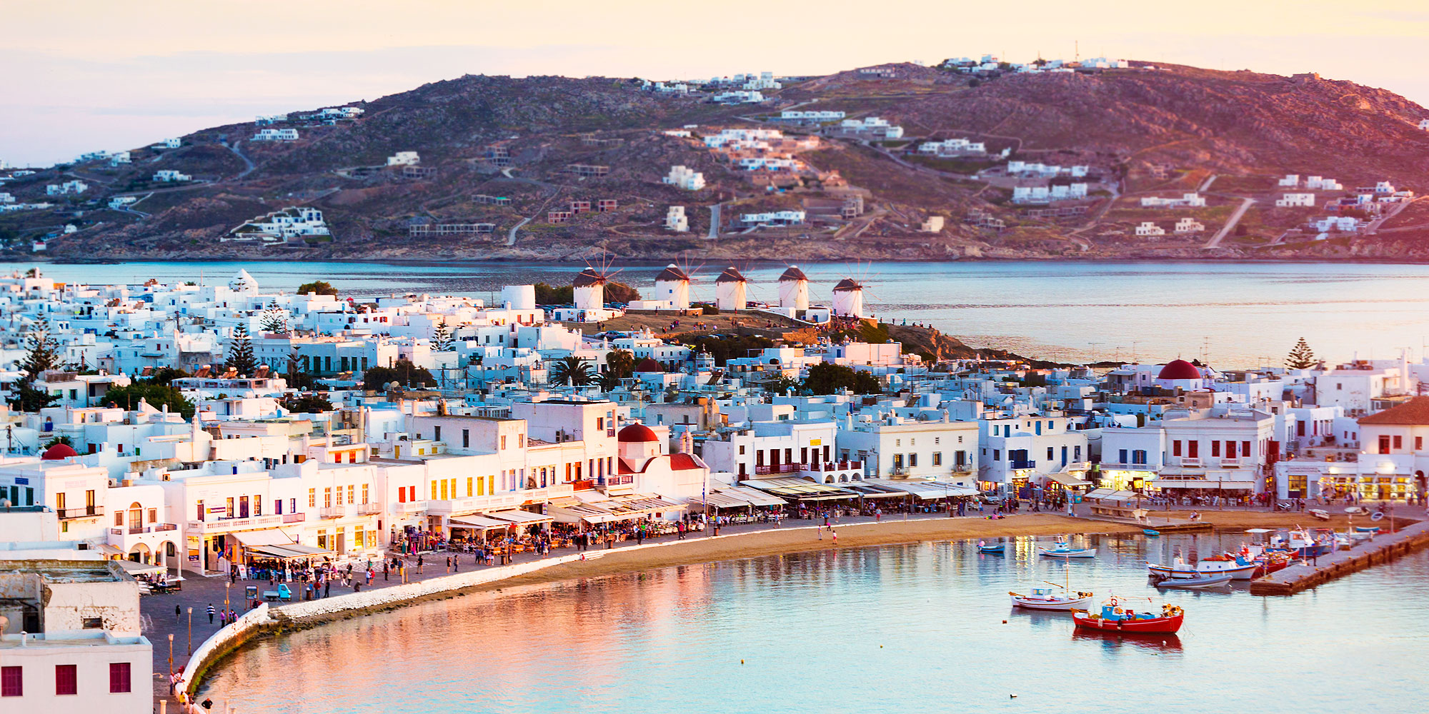 Best Island Beaches For Partying Mykonos St Barts: Mykonos Holidays & Travel Packages