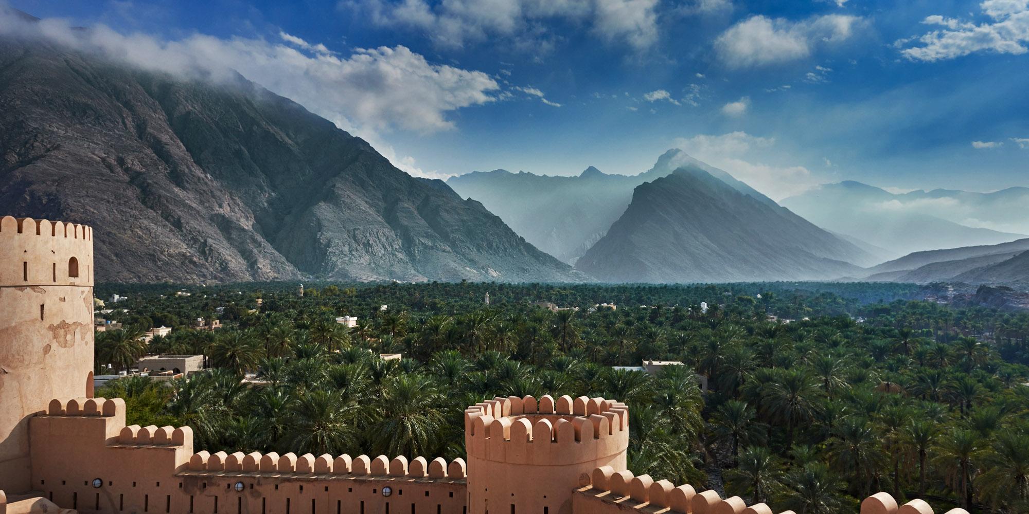 Oman Holidays & Travel Packages | Qatar Airways Holidays