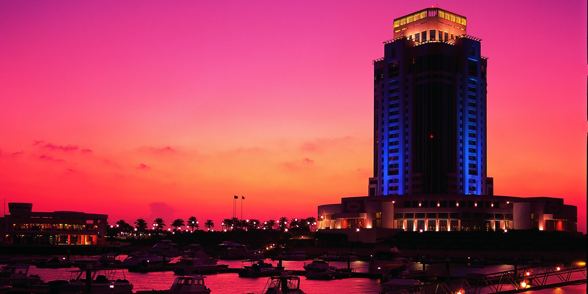 The Ritz-Carlton Doha Qatar