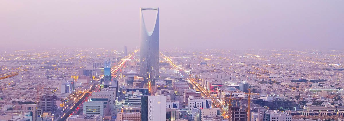 image of saudi city