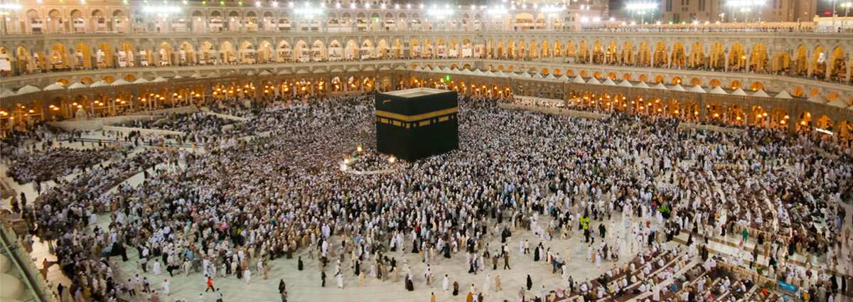 Holiday packages & Hotels in Makkah