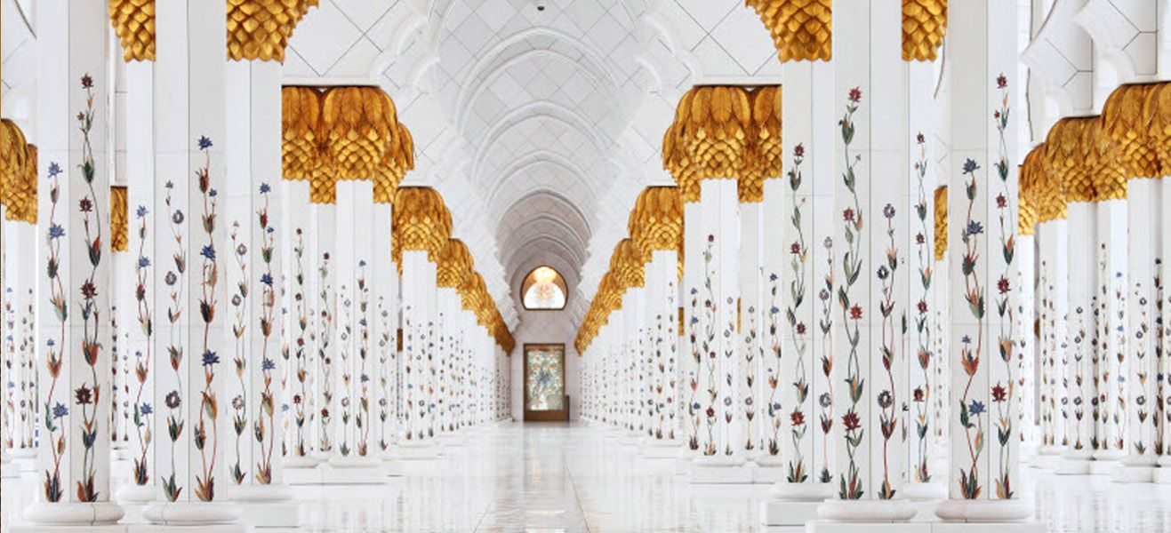 image of shiekh zayed mosque