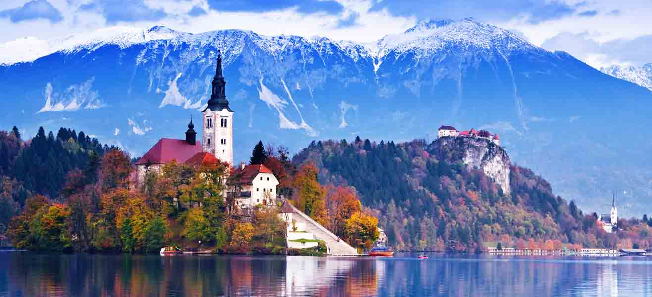 Holiday packages & Hotels in  Slovenia