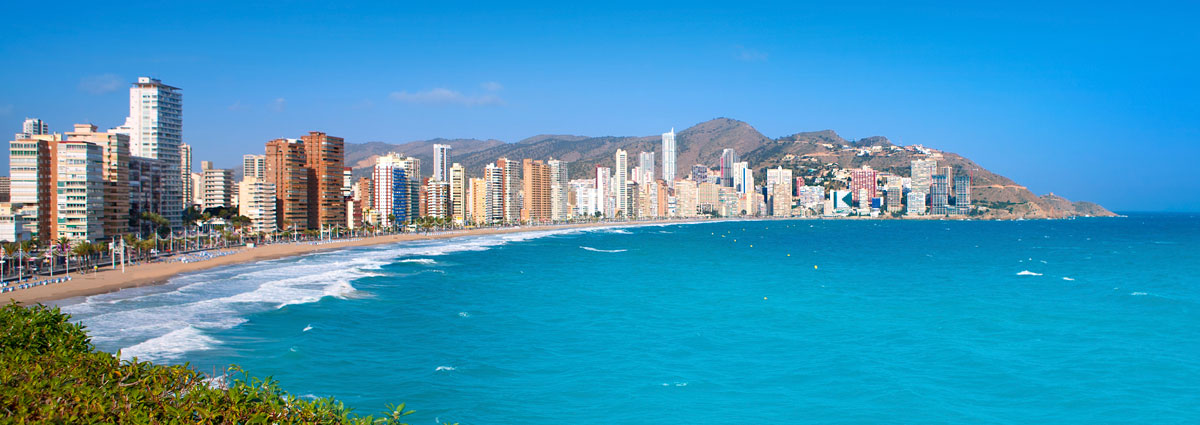 Holiday packages & Hotels in  Benidorm