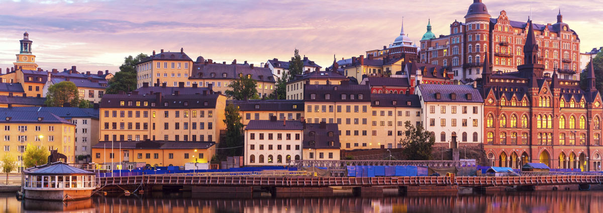 Holiday packages & Hotels in Stockholm