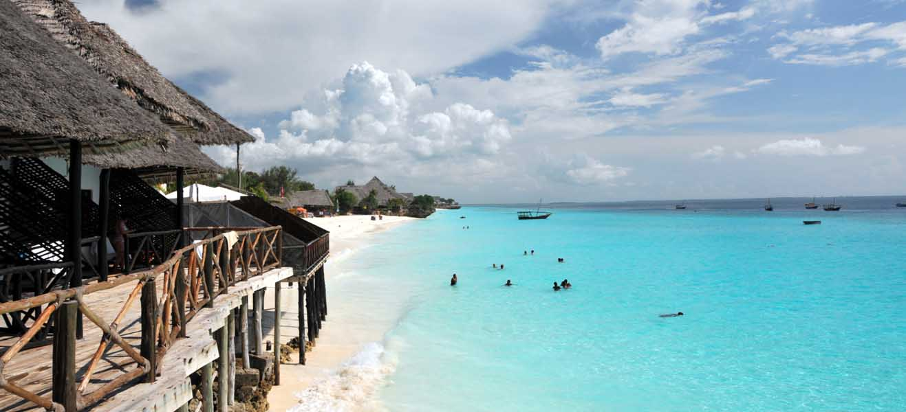 Holiday packages & Hotels in Tanzania