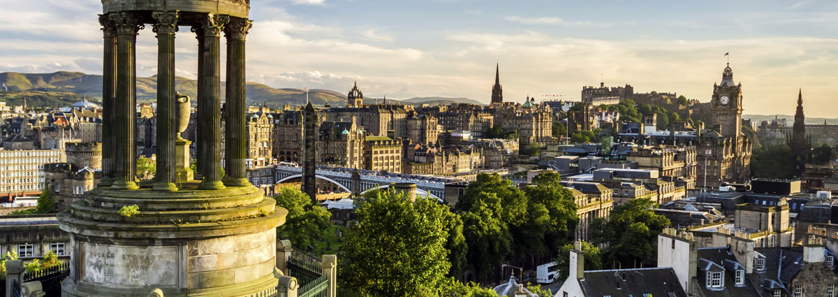 Holiday packages & Hotels in  Edinburgh