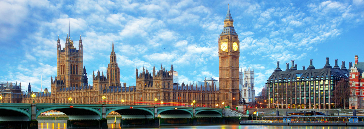 Holidays and Hotels in London