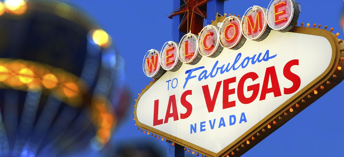 image of welcome to las vegas sign